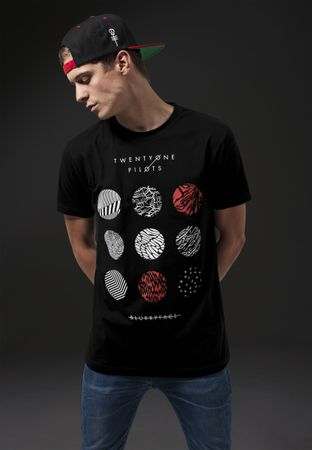 Twenty One Pilots Pattern Circles Band Shirt von XS-3XL – Bild 1