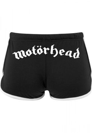 Ladies Motörhead Logo French Terry Hotpant von XS-XL – Bild 2