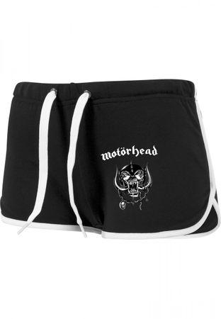 Ladies Motörhead Logo French Terry Hotpant von XS-XL – Bild 1