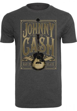 Johnny Cash Man in Black Band Shirt von S-2XL – Bild 2