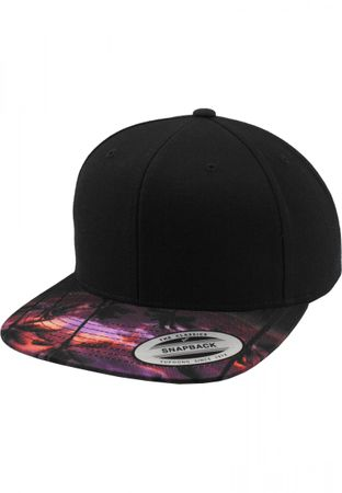 Flexfit Sunset Peak Snapback Cap  – Bild 2