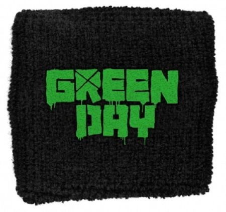 Green Day Logo Merchandise Schweißband