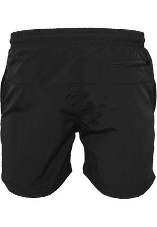 Urban Classics Block Swim Shorts in schwarz von S-5XL – Bild 5