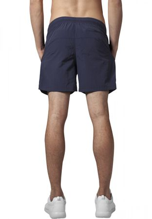 Urban Classics Block Swim Shorts in navy von S-5XL – Bild 2