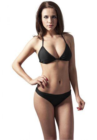 Urban Classics Ladies Triangle Bikini in schwarz von XS-XL – Bild 1