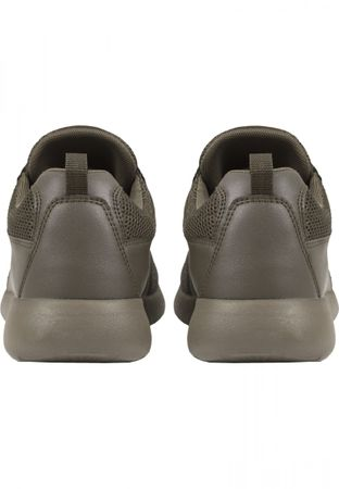 Urban Classics Light Runner Turnschuh in olive von 36-47 – Bild 5