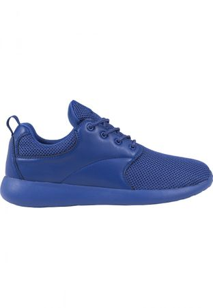 Urban Classics Light Runner Turnschuh in blau von 36-47 – Bild 4