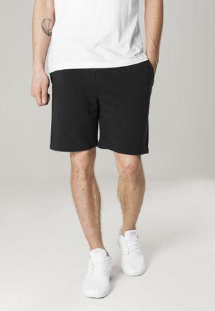 Urban Classics Basic Terry Shorts in schwarz von S-2XL – Bild 1