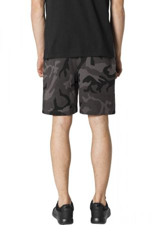 Urban Classics Basic Terry Shorts in darkcamo von S-2XL – Bild 2