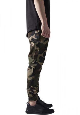 Urban Classics Camo Ripstop Jogging Pants woodcamo von S-2XL – Bild 4