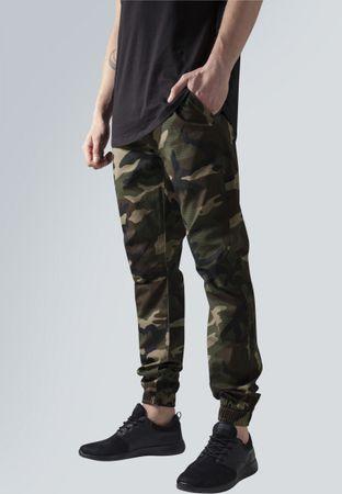 Urban Classics Camo Ripstop Jogging Pants woodcamo von S-2XL – Bild 1