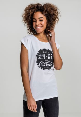 Coca Cola Ladies Chinese Black T-Shirt von XS-XL – Bild 2