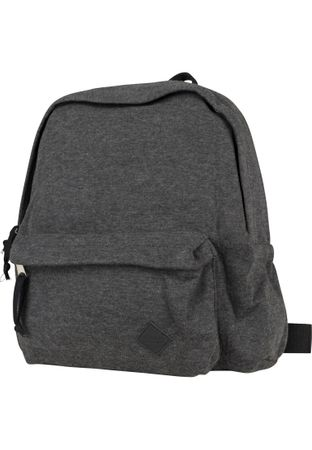 Urban Classics Sweat Rucksack in charcoal – Bild 2