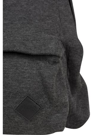 Urban Classics Sweat Rucksack in charcoal – Bild 4