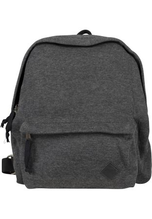 Urban Classics Sweat Rucksack in charcoal – Bild 1