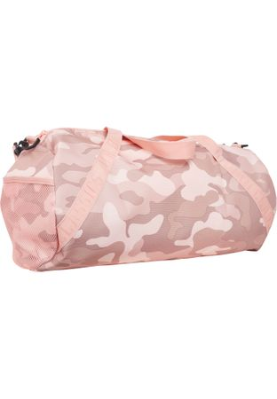 Urban Classics Basic Sporttasche in rose-camo – Bild 3