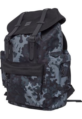Urban Classics Rucksack Camo Backpack With Multibags – Bild 4