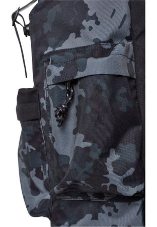 Urban Classics Rucksack Camo Backpack With Multibags – Bild 9