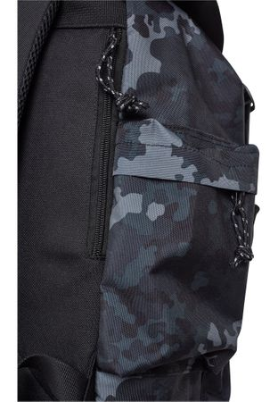 Urban Classics Rucksack Camo Backpack With Multibags – Bild 8