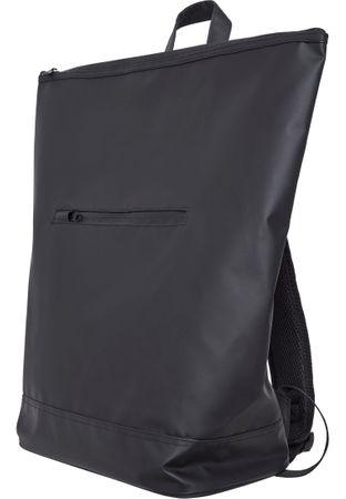 Urban Classics Messenger Coated Rucksack in schwarz – Bild 1