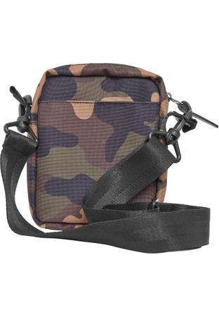 Urban Classics Small Crossbody Bag in wood-camo – Bild 3