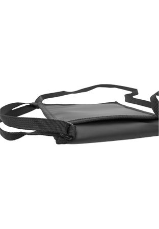 Urban Classics Neck Pouch Coated Crossbag in schwarz – Bild 9