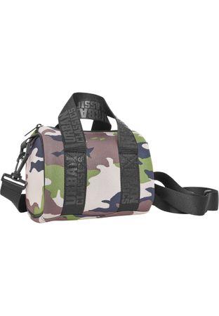 Urban Classics Handbag Mini Neoprene Handtasche in camogreen – Bild 3