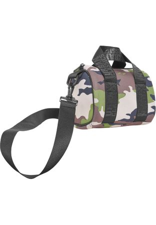 Urban Classics Handbag Mini Neoprene Handtasche in camogreen – Bild 5