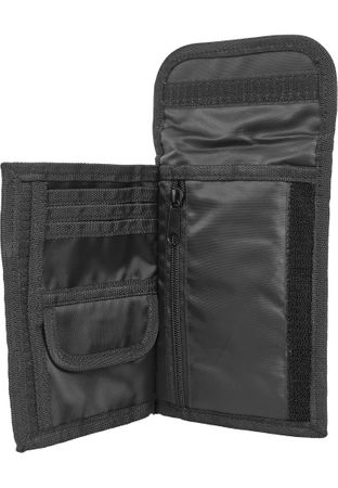 Urban Classics Neck Pouch Oxford Brustbeutel / Crossbag in schwarz – Bild 6