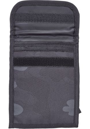 Urban Classics Neck Pouch Oxford Brustbeutel / Crossbag in darkcamo – Bild 2