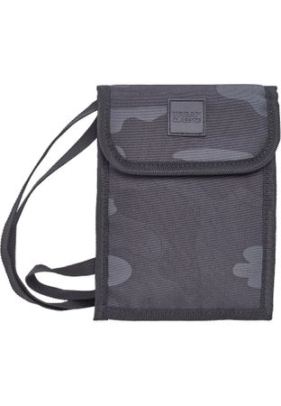 Urban Classics Neck Pouch Oxford Brustbeutel / Crossbag in darkcamo – Bild 1