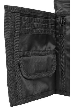 Urban Classics Neck Pouch Oxford Brustbeutel / Crossbag in darkcamo – Bild 6