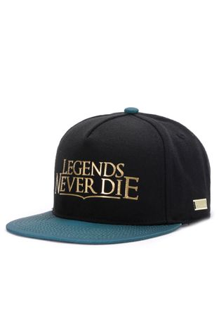 Hands Of Gold Snapback Legends Cap – Bild 1