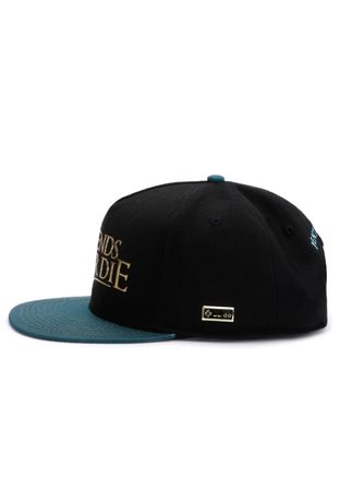 Hands Of Gold Snapback Legends Cap – Bild 3