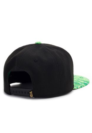 Hands Of Gold Snapback Blocks Cap – Bild 4