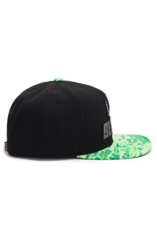 Hands Of Gold Snapback Blocks Cap – Bild 2