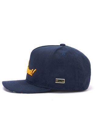 Hands Of Gold Snapback Cap Soo Delicious – Bild 3