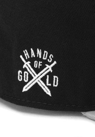 Hands Of Gold Snapback Cap Clashers – Bild 5