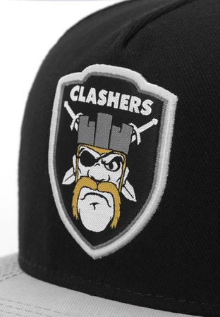 Hands Of Gold Snapback Cap Clashers – Bild 6