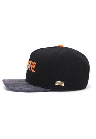 Hands Of Gold Snapback Cap Destroy Evil – Bild 2