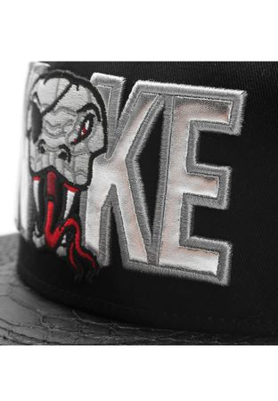 Hands Of Gold Snapback Cap Snake – Bild 5