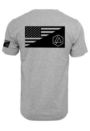 Linkin Park Flag Bandshirt von S-2XL – Bild 3
