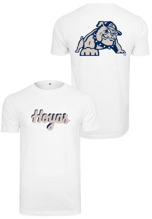 Georgetown Hoyas T-Shirt in weiß von S-2XL – Bild 1