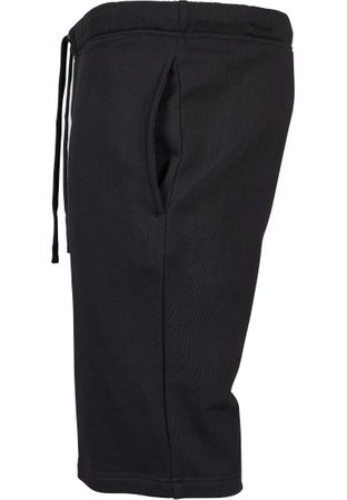Urban Classics Basic Sweatshorts in schwarz von S-2XL – Bild 7