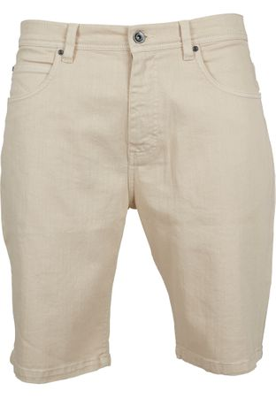 Urban Classics Stretch Twill Shorts in sand von W30-W38 – Bild 2