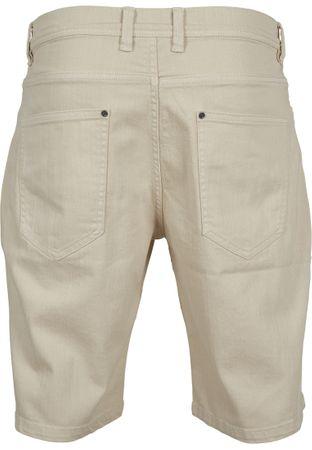 Urban Classics Stretch Twill Shorts in sand von W30-W38 – Bild 3