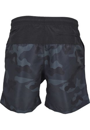 Urban Classics Block Swim Shorts in darkcamo von S-5XL – Bild 3