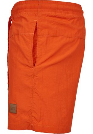 Urban Classics Block Swim Shorts in orange von S-5XL – Bild 6