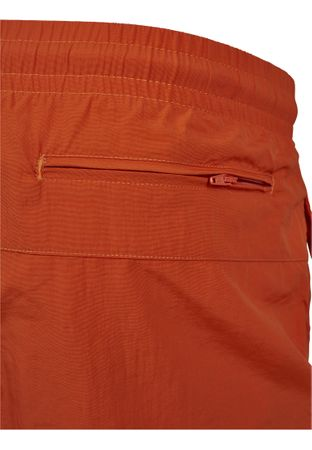 Urban Classics Block Swim Shorts in orange von S-5XL – Bild 4