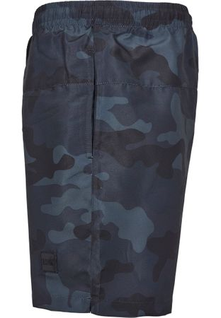 Urban Classics Camo Swim Shorts in darkcamo von S-5XL – Bild 5